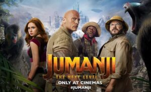 Jumanji: The Next Tingkat (2019)
