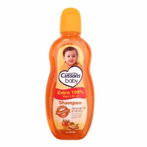 Cussons Baby Almond Oil and Honey Baby Shampoo